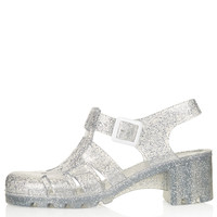 NINA2 Heel Jelly Sandals - Heels - Shoes - Topshop USA