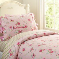 Savannah Floral Duvet Cover
