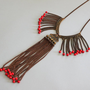1930s Necklace / Vintage 30s Egyptian Inspired by HolliePoint