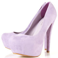 SULTRY Platform Court Shoes - Topshop USA