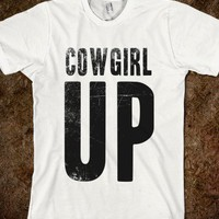 Cowgirl UP | Vintaged Tee - RELLIN