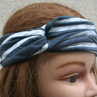 Workout Headwrap Turban Headband Hair Accessories Twisted Turban Headband - By PIYOYO
