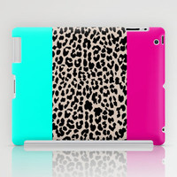 Leopard National Flag iPad Case by M Studio - iPad 2nd, 3rd, 4th Gen, and iPad Mini