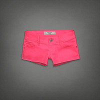 A&amp;F Low Rise Short Shorts