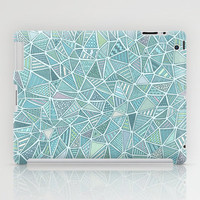 Pastel Diamond iPad Case by Anita Ivancenko