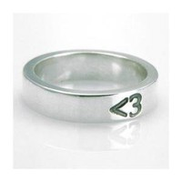 &lt;3 (heart) Ring - Unisex