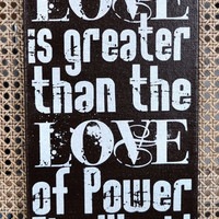4 Our Birthday SALE The Power of Love and by everlastingdoodle