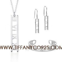 Shopping Cheap Tiffany and Co Atlas Collection Numerical Set At Tiffanyco925.com - Discount Tiffany Setting