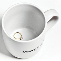 Marry Me Mug