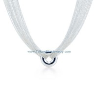 Find The Last Cheap Tiffany & Co Ten Row Disc Toggle Necklace In Tiffanybluejewelry.com