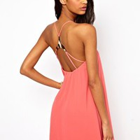 Oh My Love Cami Swing Dress at asos.com