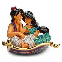 Aladdin and Jasmine Figurine by Arribas | Disney Store