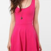 UrbanOutfitters.com &gt; Sparkle &amp; Fade Knit Circle Dress