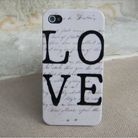 shell love case for iphone 4/4s