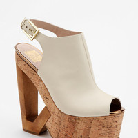 DV8 By Dolce Vita Plank Cutout Platform Wedge