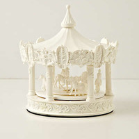 Anthropologie - Carousel Clock