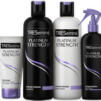 Amazon.com: Tresemme Platinum Strength Heat Protect Spray, 8 Ounce: Beauty
