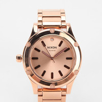 Nixon Rosegold Camden Watch