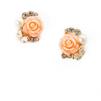 Coughton Court Rose Studs