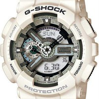 Casio G-Shock GA-110C-7A Watch - Cool Watches from Watchismo.com