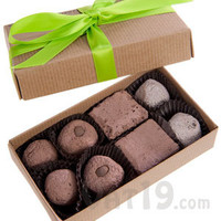 "Garden Bon Bons: Set of 10 ""candies"" filled with herb seeds."