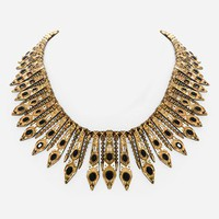 House of Harlow 1960 'Gypsy Feather' Collar Necklace | Nordstrom