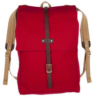 Archival Rucksack - Made in Portland, OR