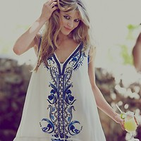 Free People Crazy For Love Dress