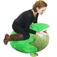 Massive T-Rex Bean Bag - squishable.com