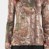 Women's HeatGear EVO Camo Longsleeve | 1237119 | Under Armour US