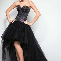 Blush 9613 at Prom Dress Shop