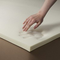 Threshold Fresh Scent Memory Foam Mattress Topper