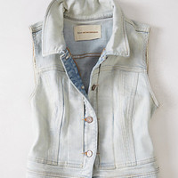 Simone Denim Vest