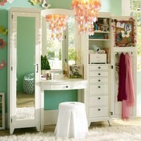Hampton Vanity Tower & Super Set