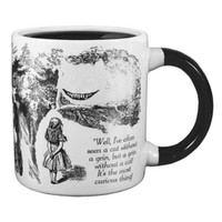 Disappearing Cheshire Cat Mug - Whimsical &amp; Unique Gift Ideas for the Coolest Gift Givers
