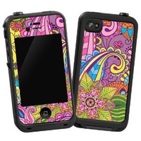 Kaleidoscope &quot;Protective Decal Skin&quot; for LifeProof 4/4S Case