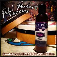 Sandalwood DMAE & MSM Lotion