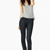 Pistols Skinny Jeans - Charcoal