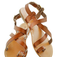 At Your Leisure Sandal | Mod Retro Vintage Sandals | ModCloth.com