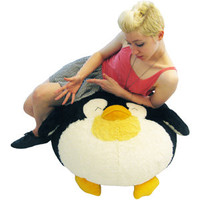 Massive Penguin Bean Bag - squishable.com