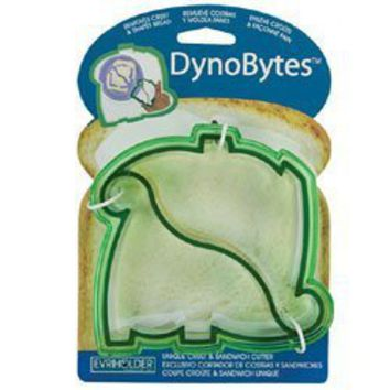 EvriHolder DynoBytes Sandwich Crust Cutter (assorted colors)