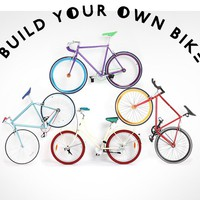 Urban Outfitters - Build Your Own Bike