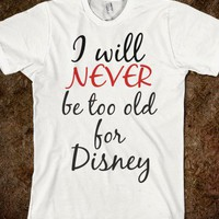 Too Old - Just Stuff - Skreened T-shirts, Organic Shirts, Hoodies, Kids Tees, Baby One-Pieces and Tote Bags