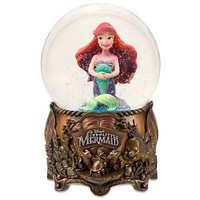 Amazon.com: Disney Small Little Mermaid (Ariel) Snow Globe: Everything Else