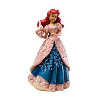 Amazon.com: Disney Traditions designed by Jim Shore for Enesco Ariel Sonata Figurine 6 IN: Home & Kitchen