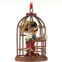 Amazon.com: Disney Pinocchio Sketchbook Ornament: Everything Else
