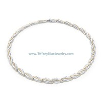 Find The Last Cheap Tiffany & Co Sterling Silver Necklace- In Tiffanybluejewelry.com