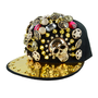 Sparkling Hot Rivet Skull Street Hat/Baseball Cap For Women from FUNKISS
