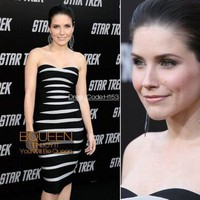 Sophia Bush in H153 Dress - Celebrity Dresses - Apparel