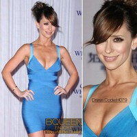 Jennifer in H079 Dress - Celebrity Dresses - Apparel